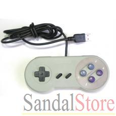 SNES GamePad with accelerometer