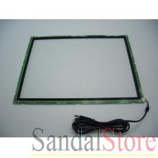 15inch IR touch screen kit