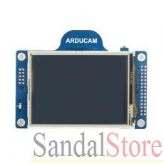 Arducam Shield V2 with 3.2 inch LCD