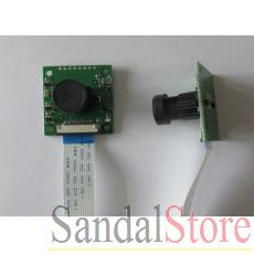 8MP IMX219 Camera w/M12 for RPi